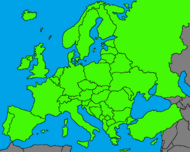 Map Of Europe Blank No Borders.Maps For Mappers Thefutureofeuropes Wiki Fandom Powered By Wikia