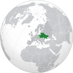 Location of Morogania:–      territory controlled and claimed–      Puppet state Czechia–      in Europe
