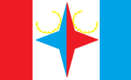 Denfea National Flag