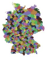 DeutschlandKreise