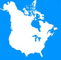 Northamericamap