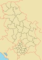 Provinces of Serbia and Kosovo