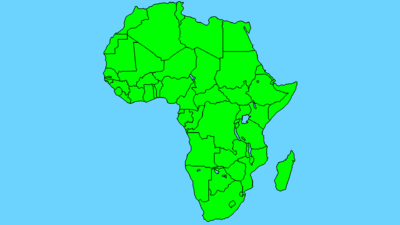 Africa Map Finn Mapper