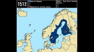 The Rise of Sweden, Every Year