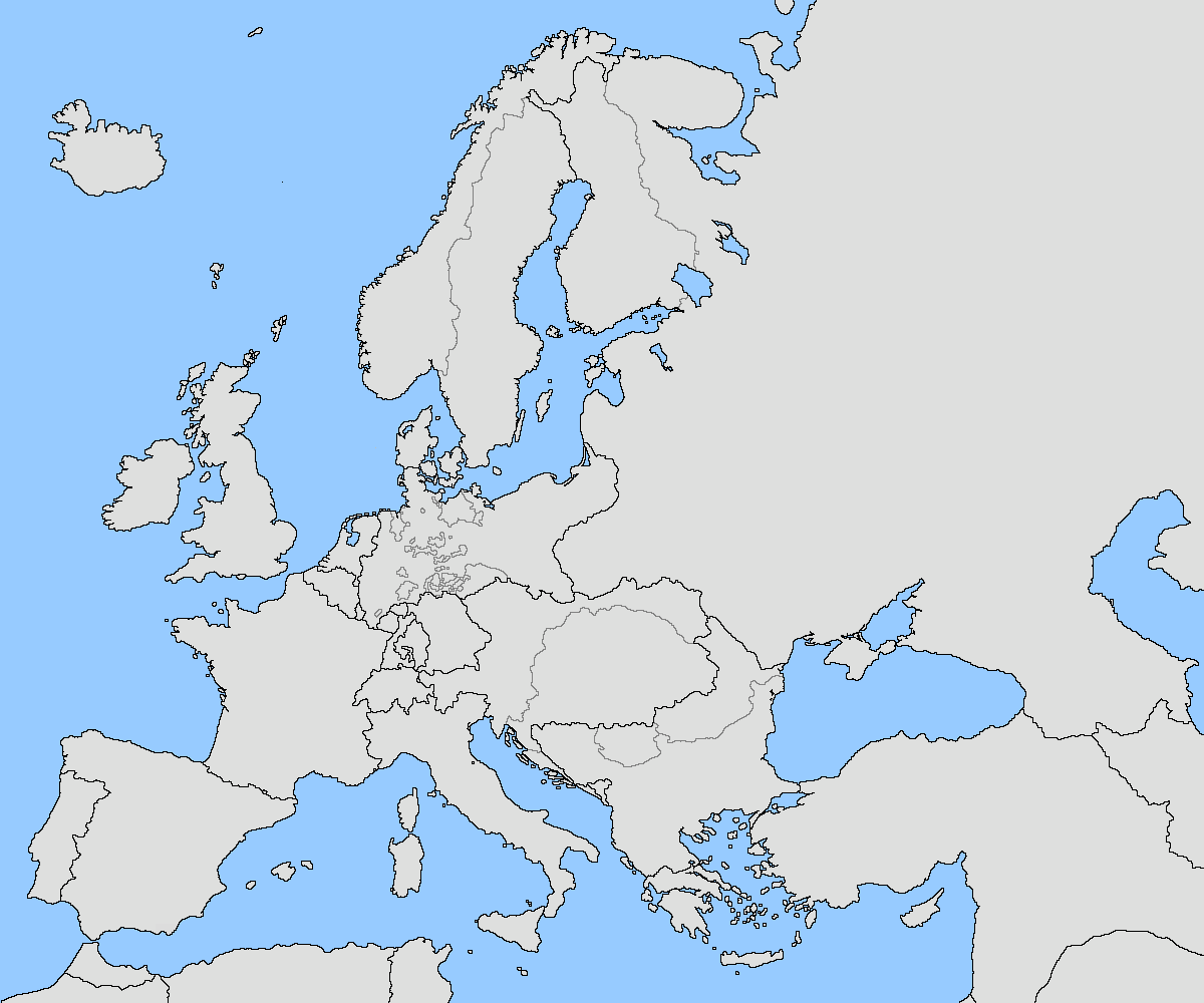 Image Europe Blank Map By Fenn O Manicderhhspng - World map blank 2014