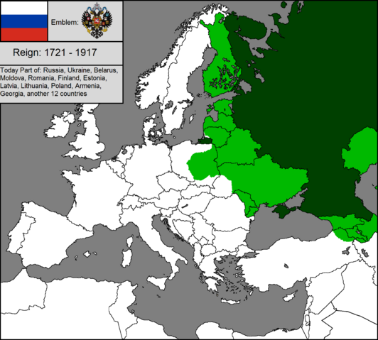 Image Blank Map Of The Russian Empirepng TheFutureOfEuropes - Blank us state map 1000 pixels width