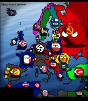 Карта 1939