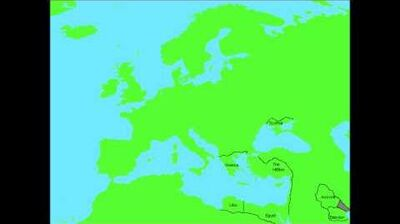 History of Europe part 1 (The craddle of civilisation)