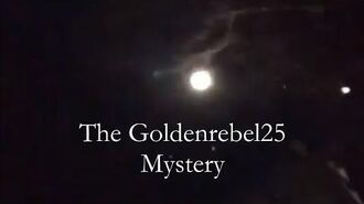 The Goldenrebel25 Mystery