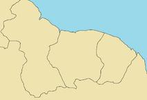 Blank Guianas