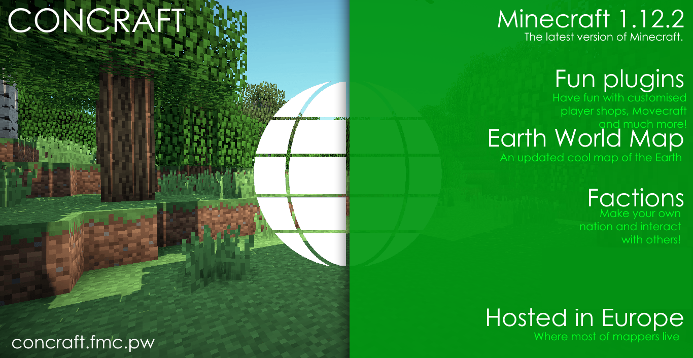 CONcraft Minecraft Server   TheFutureOfEuropes Wiki   FANDOM