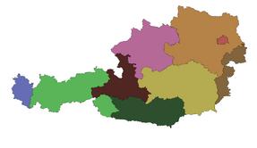 ÖsterreichBundesländer