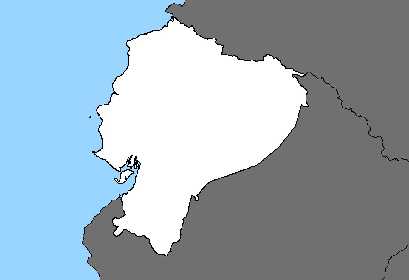 Image - Ecuador map.png | TheFutureOfEuropes Wiki | FANDOM powered ...