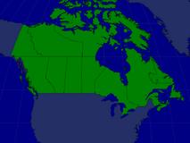 Canada Regions
