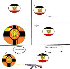 Polandballs comic