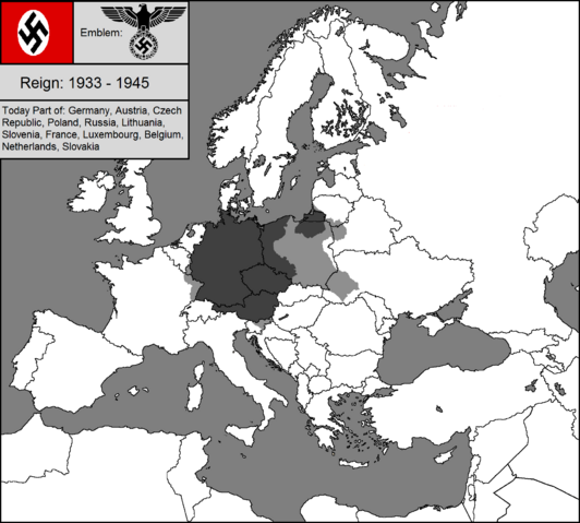 Image Blank Map Of Nazi Germanypng TheFutureOfEuropes Wiki - Blank us state map 1000 pixels width