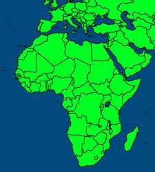 Africa Europe Asia
