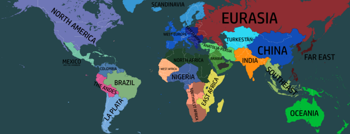 The Terran Campaign (Map Game) | TheFutureOfEuropes Wiki ...