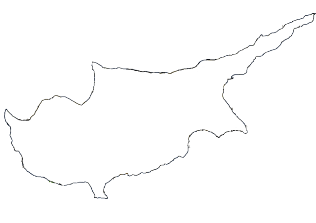 Image Blank Map Of Cypruspng TheFutureOfEuropes Wiki FANDOM - Cyprus blank map