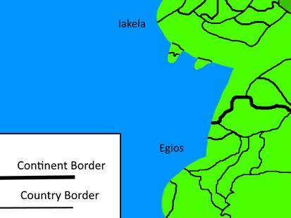 Iakela and Egios