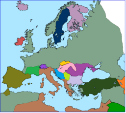Europe 1950