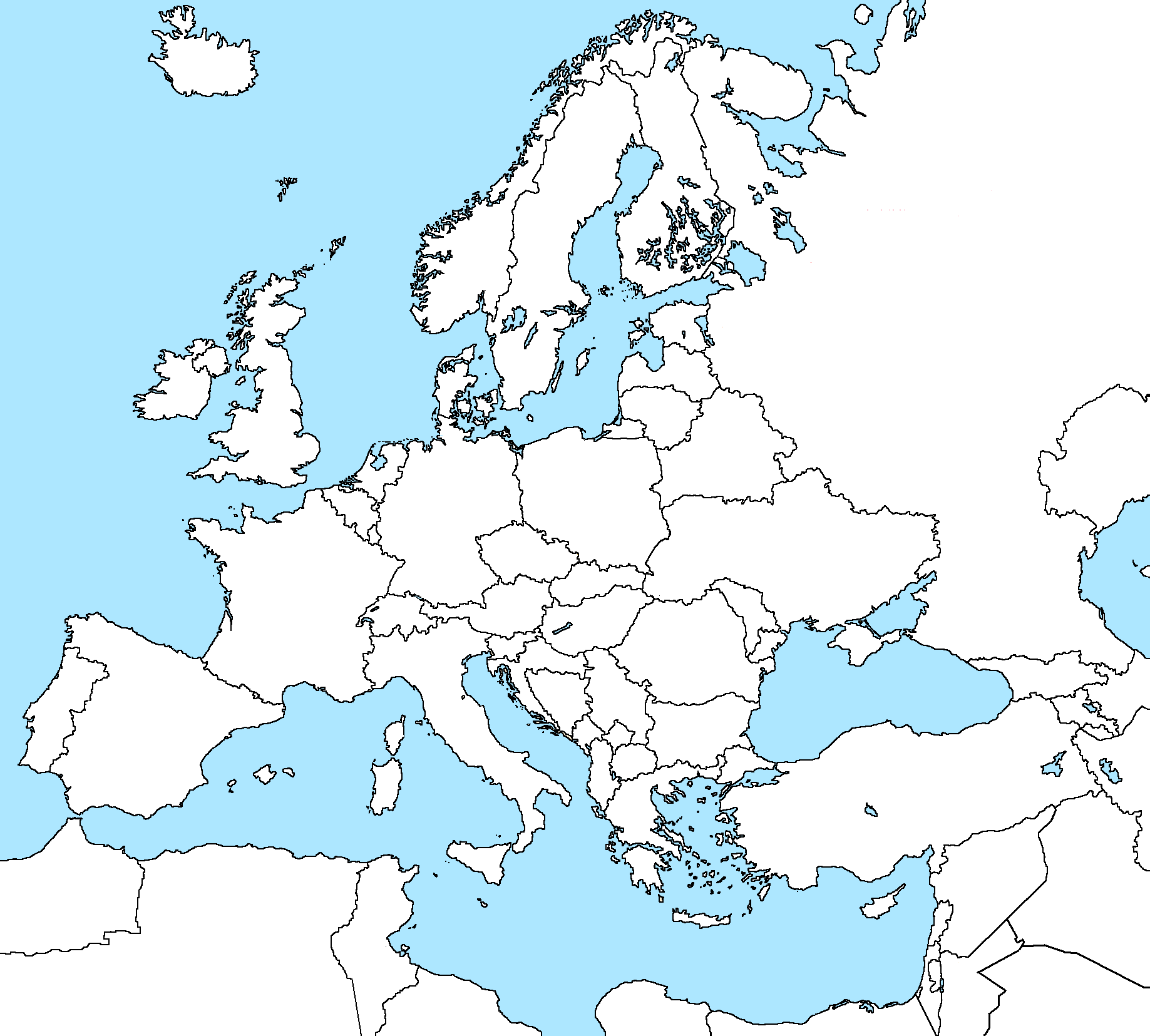 Maps for mappers thefutureofeuropes wiki fandom powered by wikia europe blank gumiabroncs Image collections