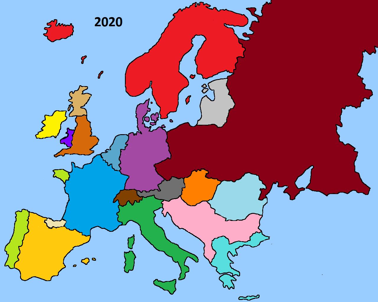 Future Of Europe Gertdol Mapping Thefutureofeuropes Wiki