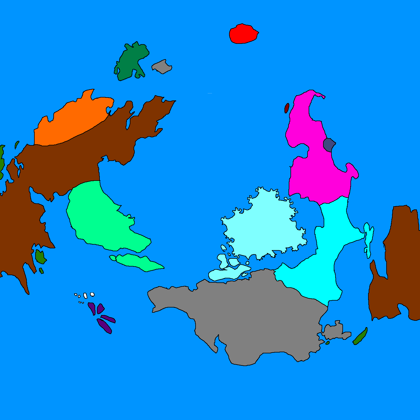 Maps for Mappers Fantasy Maps