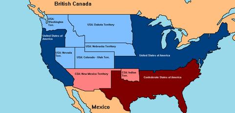 North america with no names - Copy (2)