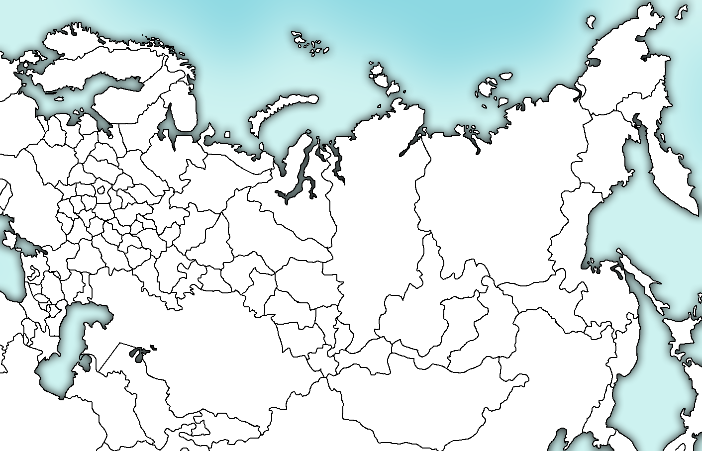 Image Blank Map Of Russiapng TheFutureOfEuropes Wiki FANDOM - Blank map of russia