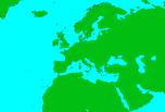 Blank europa