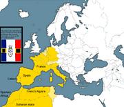 FrancoSpanisianConfederation map