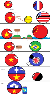 Struggle of Vietnam