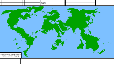 Majikal Mapping's new world