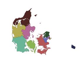 DanmarksLandsedel
