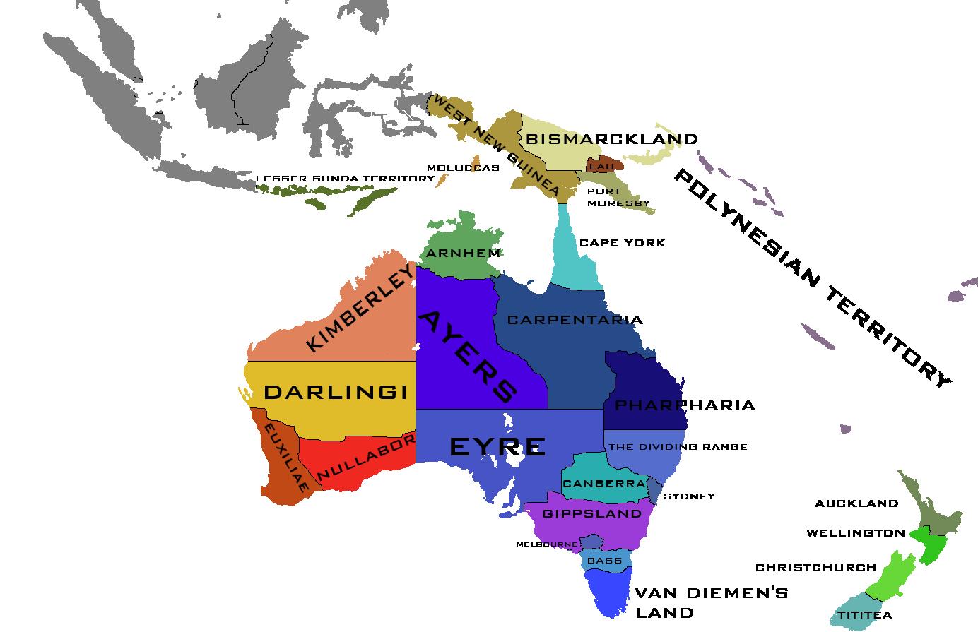 Australia Map Provinces.Australia Woww Thefutureofeuropes Wiki Fandom Powered By Wikia