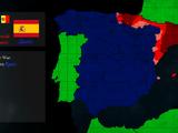 Second Spanish Civil War
