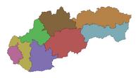 Slovensko kraje