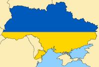 Blank Map of Ukraine