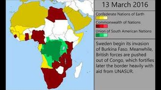 Imperial Machines - African War Every Day Alternate History