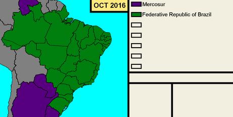 Brazilstateballs map