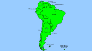 South american by Finn Mapper