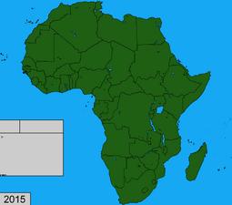 PersonalizedAfricaMap