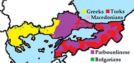 Ethnicities in Parbounli