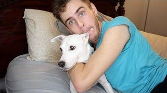 Making Out with my Dog!