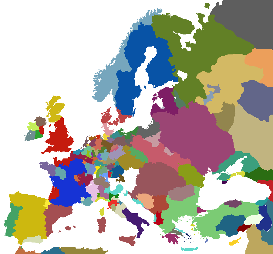 Image   Map of Europe 1444 *Accurate**.png | TheFutureOfEuropes