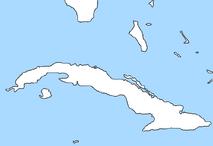 Cuba, Florida, Cayman Islands and The Bahamas