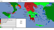 Greece 350 BCE