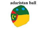 Adaristan ball
