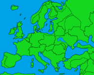 Europe... is kinda different